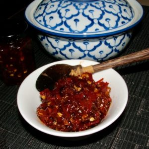 Sweet & Spicy Chilli Jam