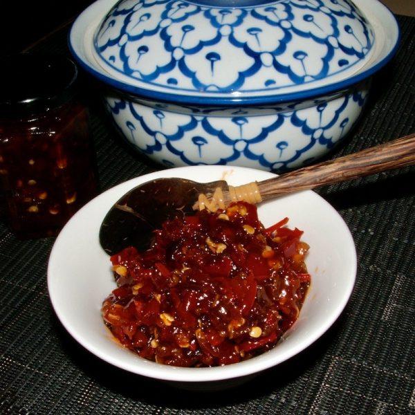 Sweet & Spicy Chilli Jam
